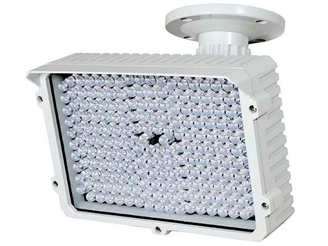 KLED-B130 ИК прожектор, влагозащищенный, ИК=130М