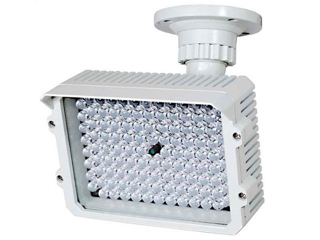 KLED-B80 ИК прожектор, влагозащищенный, ИК=80м
