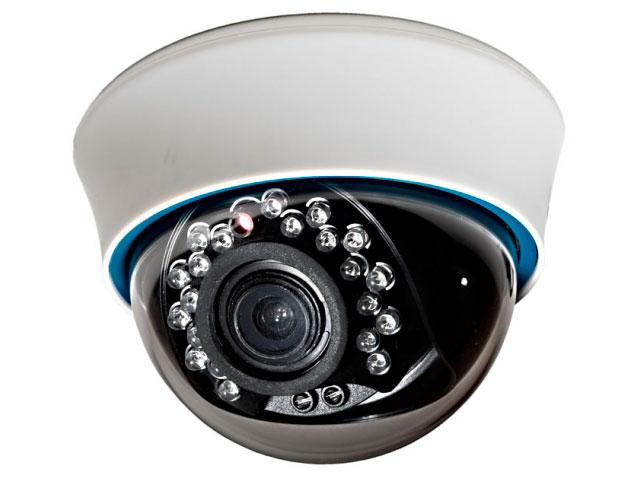 LDP-1099RT45 цв. в/камера, 800Твл, f=2.8-12 mm, ИК=20м, IR-CUT, CMOS