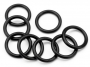 Кольцо резиновое круглого сечения 13х2.5 (014-018-25) (500шт)